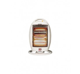 POLAR Lava DELUXE-LD01 Halogen Room Heater White