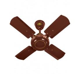 POLAR (600MM) Super Speed Ceiling Fan 4 BLD Brown
