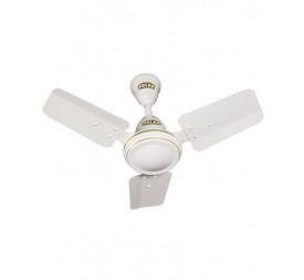 POLAR (900MM) Super Speed Ceiling Fan White