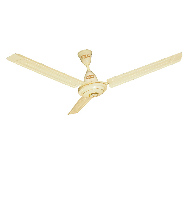 POLAR 1200MM Megamite Electric Ceiling Fan Soft Cream