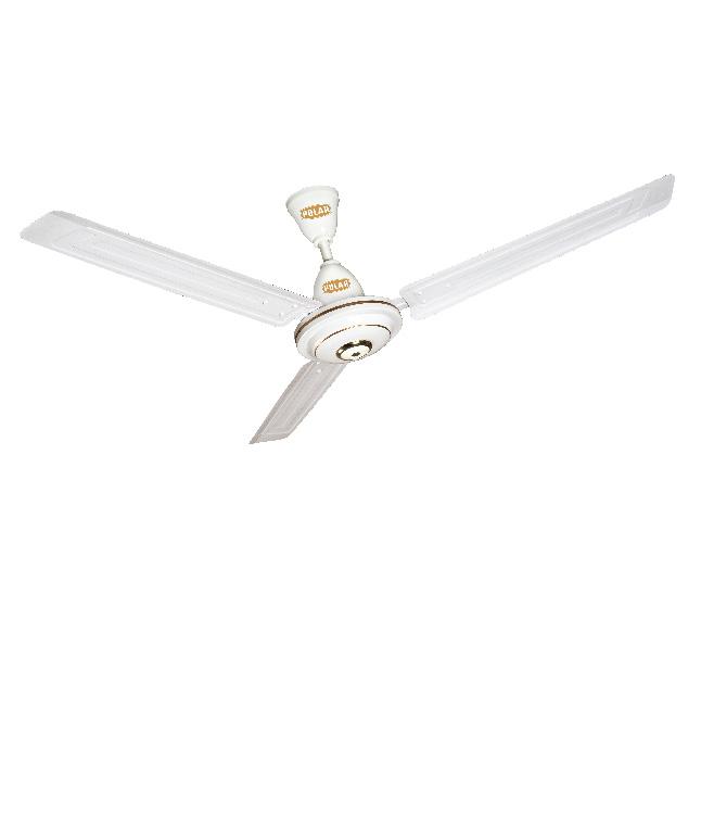 POLAR (1200MM ) Megamite Electric Ceiling Fan (White ...