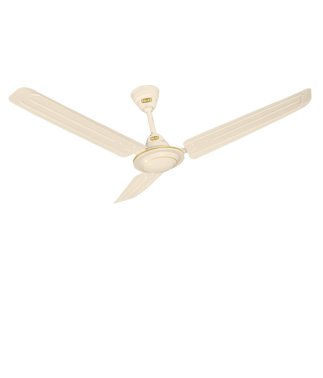 POLAR 1200MM Pazero Ceiling Fan Soft Cream
