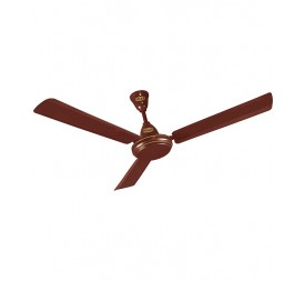 "POLAR (1050mm) Winpro Electric Ceiling Fan ""Brown"""