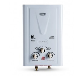 WATER HEATER INSTAHOT DUO METAL 6 LTR.