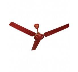 POLAR (1200MM) Zenith Ceiling Fan Brown