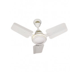 POLAR (900MM) Super Speed Ceiling Fan White