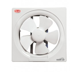 "POLAR (150MM) Clean Air Passion  Exhaust Fan Hi-Speed ""White"""