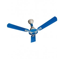 POLAR (1200mm) SIENNA Ceiling Fan Royal Blue