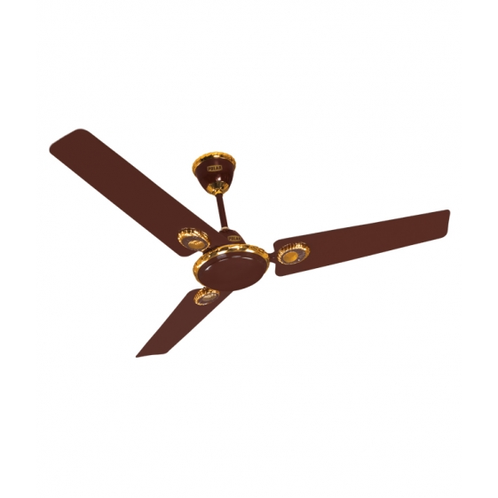POLAR (1200MM) Winspin Ceiling Fan Brown