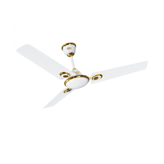POLAR (1200MM) Winspin Ceiling Fan White