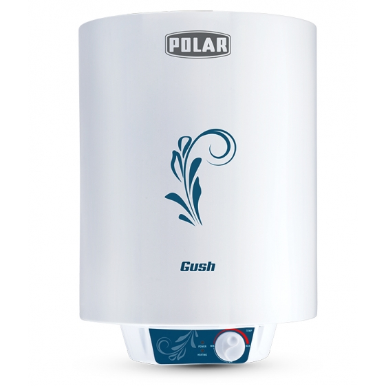 WATER HEATER GUSH METAL GLASS LINED 10 LTR