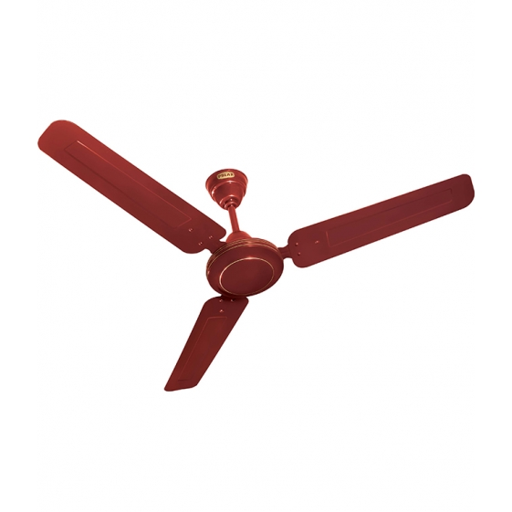 "POLAR (900mm) Payton Electric Ceiling Fan ""Brown"""
