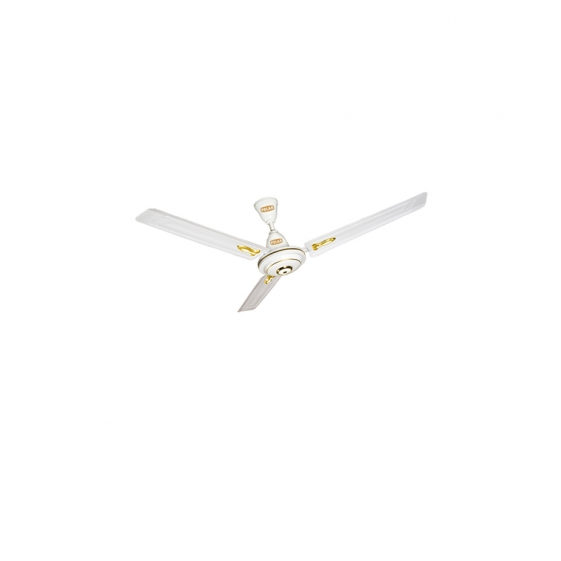 POLAR (1200mm) MGAMITE DECO Ceiling Fan White