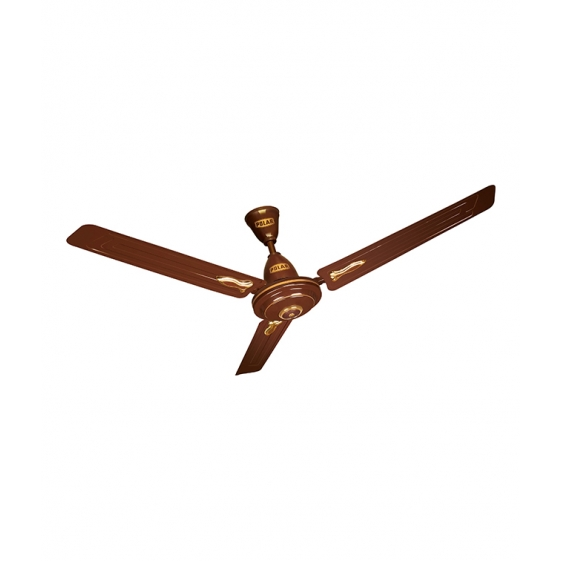 POLAR (1200mm) MGAMITE DECO Ceiling Fan Brown