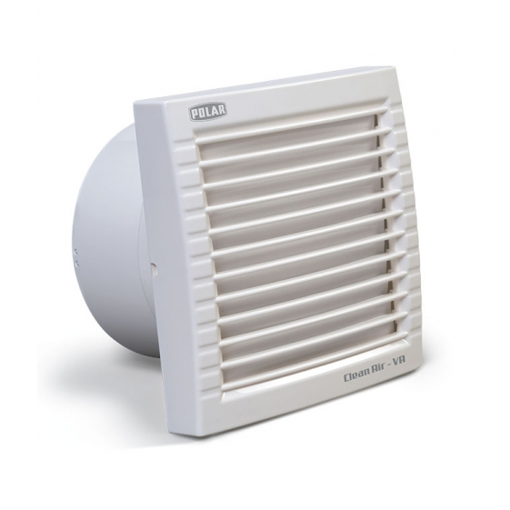 """POLAR (150mm) Clean Air VA """"White"""""""