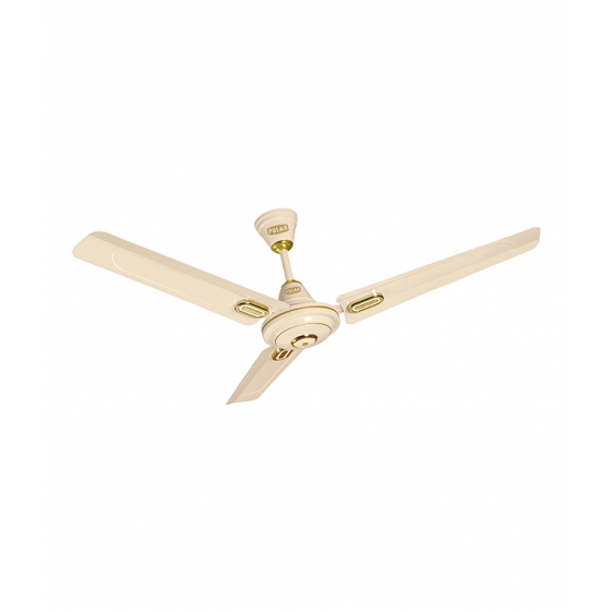 POLAR (1200mm) PAVILION DECO Ceiling Fan Soft Cream
