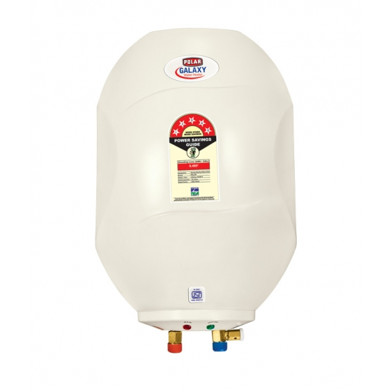 POLAR 10 LTR GALAXY ABS  5 STAR GEYSER IVORY