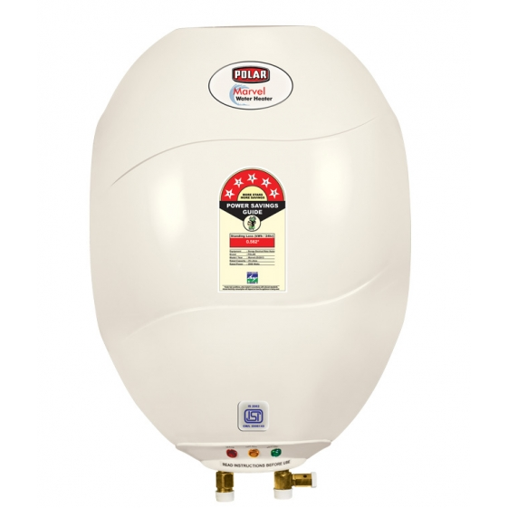 POLAR 25 LTR MARVEL ABS 5 STAR GEYSER IVORY