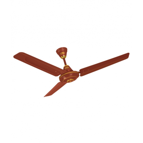 "POLAR (1200MM) Pavilion Electric Ceiling Fan ""Brown"""