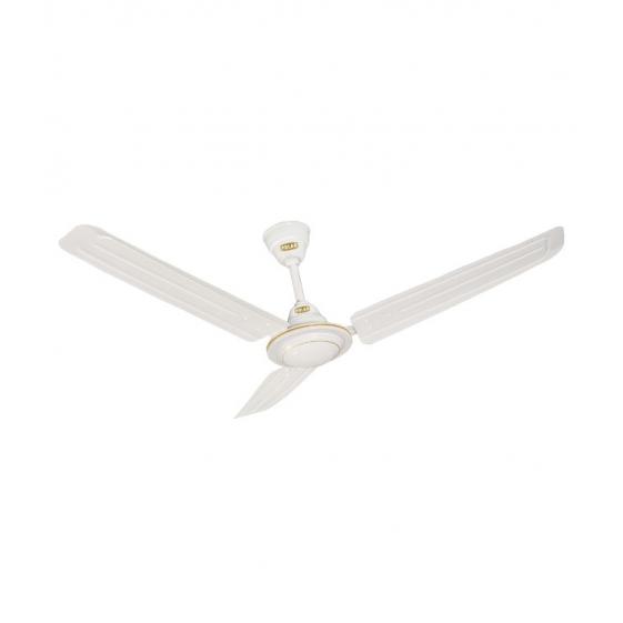 POLAR (1200MM) Pazero Ceiling Fan White