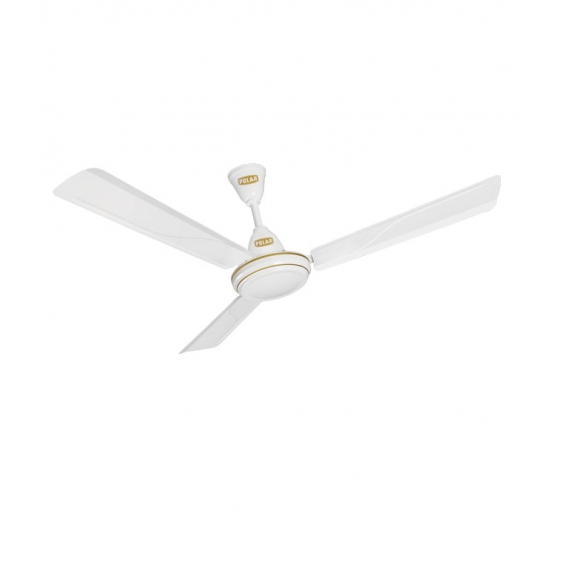 POLAR (1200MM) Winpro Base Ceiling Fan White