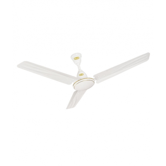 POLAR (1200MM) Zodiac Ceiling Fan White
