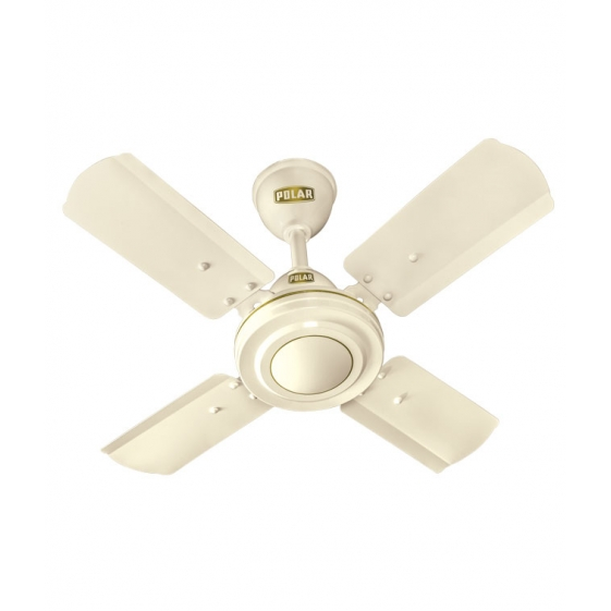POLAR (600MM) Super Speed Ceiling Fan 4 BLD Soft Cream