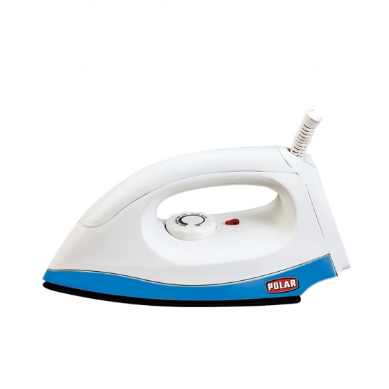 POLAR Powerful (D1000P1) Dry Iron Plastic Body