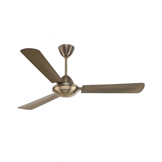 "POLAR (1200mm) Electroplated Fan Spectre Ceiling Fan ""Antique Brass"""